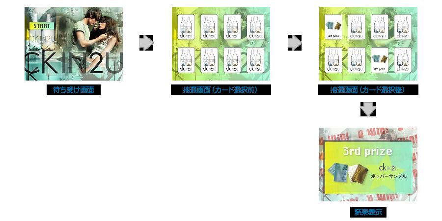 CKIN2U:絵合わせタイプ